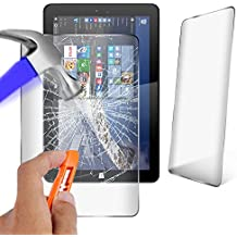 Theoutlettablet® Protector Cristal Templado universal compatible con tablet Woxter SX110 10.1""