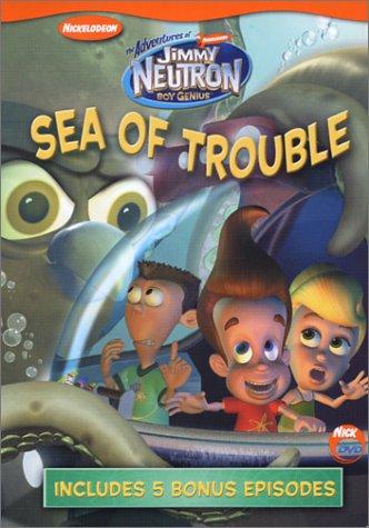 adventures-of-jimmy-neutron-sea-of-trouble-dvd-2003-region-1-us-import-ntsc
