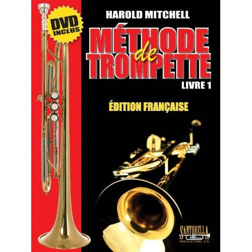 Méthode de Trompette Vol.1 + DVD
