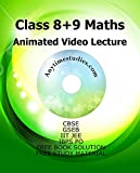 #3: Anytimestudies Class 8 +9 Mathematics Animated Video Lecture in English & Hindi