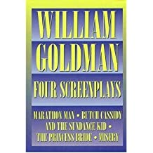 [(Five Screenplays: With Essays)] [Author: William Goldman] published on (May, 2000)