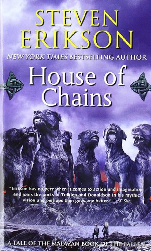 Malazan Book of the Fallen 04. House of Chains