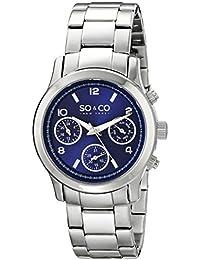 SO&CO Reloj 5012.2 Plateado
