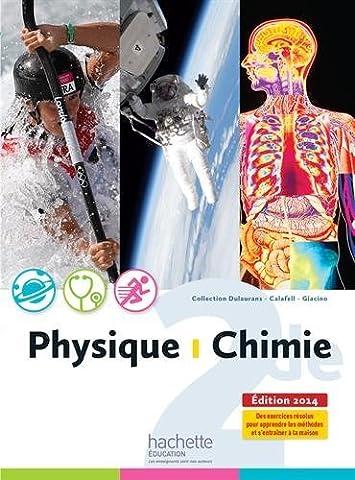 Livre Physique Chimie - Physique-Chimie 2de compact - Edition