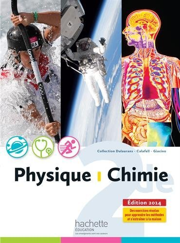 Physique-chimie 2de par Collectif