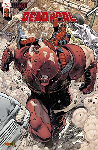 Marvel Legacy - Deadpool nº6