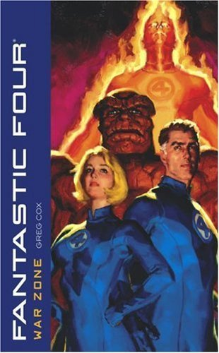 War Zone (Fantastic Four (Pocket)) by Cox, Greg (2005) Mass Market Paperback