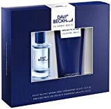 David Beckham Gift Set for Men Classic Blue Eau De Toilette and Shower Gel, 40/200ml