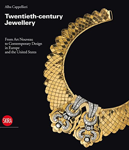 300 Art Nouveau Designs (Twentieth-century Jewellery: From Art Nouveau to Comtemporary Design in Europe and the United States: From Art Nouveau to the Present)