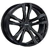 "MAK Ruote Cerchi in Lega Auto CERCHIONE X-Mode Gloss Black 19"" x112 da 19 Pollici"