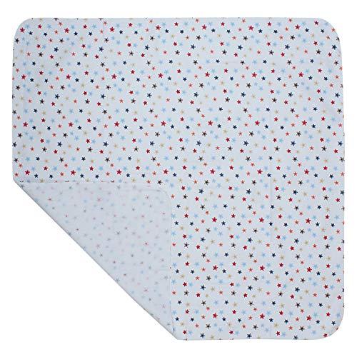 "4 x Baby Nursing Wrap swaddling cotton Receiving Blankets Pack 30 x 30/"" unisex"