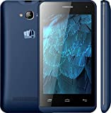 (CERTIFIED REFURBISHED) Micromax X900 2.8 Inch Touch Screen Simple Feature Rich Mobile Dual Sim GSM + GSM Phone With External Memory Slot Memory Expand Up to 8GB Bluetooth FM Radio 0.3 MP Rear camera Super Speaker (Dark Blue)