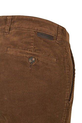 Club of Comfort - Herren Stretchcord Hose in verschiedenen Farben, Derry (5810) Beige (32)