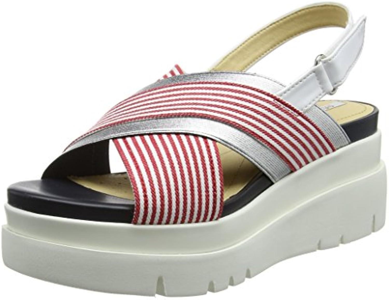 c404fa9c1e5c4 Geox Geox Geox Women D Radwa A Flatform Sandals B07668Q9NV Parent f50c1c