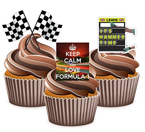 formula-1-lewis-hamilton-themed-edible-stand-up-cup-cake-toppers-pack-of-12