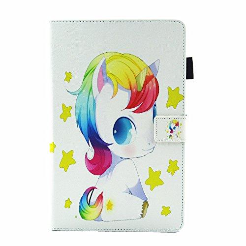 Lspcase Funda Samsung Galaxy Tab A6 Libro Leather