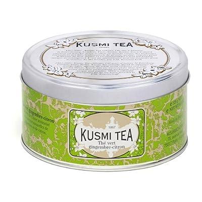 Kusmi Tea - Thé vert Gingembre-Citron