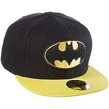 New Era Schirmmütze Batman Character Block 59-Fifty - Prenda, color negro, talla de: 7.5