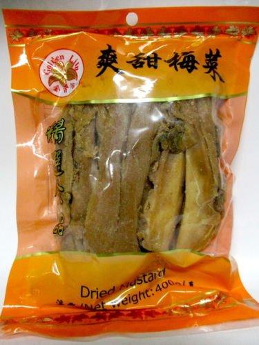 golden-lily-moi-choy-dried-mustard-sweet-400-g-senf-gemuse-getrocknet-eingelegt