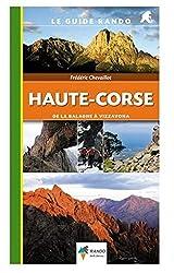 Haute-Corse de la Balagne a Vizzavona: RANDO.GU036