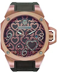 TECHNO Sport Mujer Chrono Reloj–True Love Rose Gold