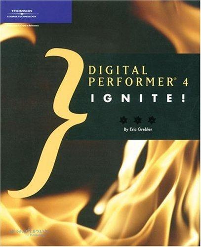 Digital Performer 4 Ignite by GREBLER (2004-01-18)