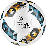 Adidas Pro Ligue Top Glider Football, Blanc/Bleu, 5