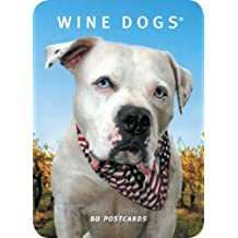 Wine Dogs 50 Postcards by Craig McGill & Susan Elliott (2008) Hardcover
