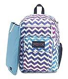 JanSport Digital Student Laptop Backpack, Shadow Chevron