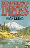 Front cover for the book High Stand by Hammond Innes
