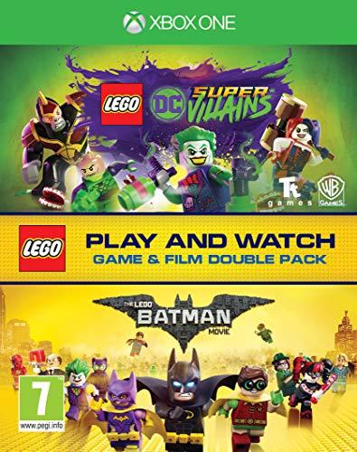 Lego DC Super-Villains Game & Film Double Pack - Xbox One [Edizione: Regno Unito]