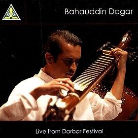 Bahauddin Dagar Live From Darbar Festival