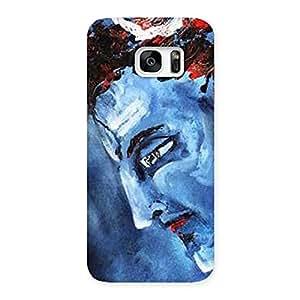 Mahadev Back Case Cover for Galaxy S7 Edge