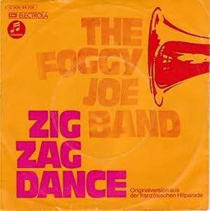 Zig Zag Dance / Black bird / 1C 006-94 258