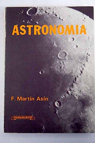 Astronomía por Fernando Martín Asín
