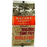 Nature Flattened Organic Beaten Red Rice poha 17.64 oz / 500 Grams - USDA Certified