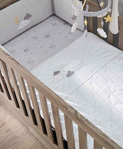 Mamas & Papas Franklin Cot/Toddler Bed Grey Wash Mamas & Papas SAVE £49 - compared to buying items individually COT BED – The 3-in-1 cot bed has 2 base positions and converts into a toddler bed and day bed to grow with your child and there's a handy draw for extra storage. DRESSER CHANGER – Provides you all of your nursery storage needs with 3 soft close draws giving you plenty of space. 7