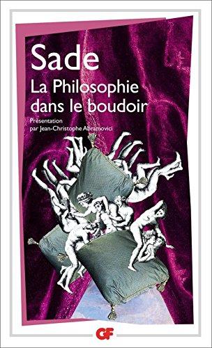 La Philosophie dans le boudoir: ou Les Instituteurs immoraux