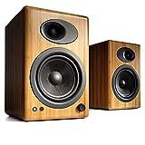 Audioengine A5+ Classic 150W Enceintes d'étagère amplifiées | Amplificateur...