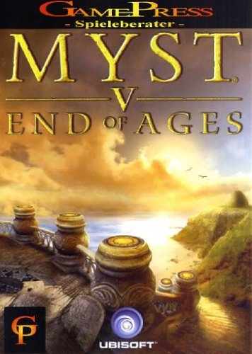 Myst 5 - End of Ages Lösungsheft