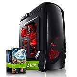 Megaport High End Gaming PC AMD Ryzen 5 1600 6 x 3.60 GHz Turbo • Nvidia GeForce GTX 1060 6GB •...