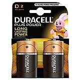 Duracell DDUR+ Batterie Size Varies with Style, D, Stück: 1