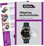 dipos I 6X Schutzfolie klar passend für Montblanc Summit 2 Folie Bildschirmschutzfolie