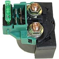 Anlasser Relais Magnetschalter f/ür Suzuki DR SE GN GR GSX VS VX