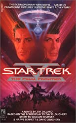 Star Trek V: The Final Frontier by J.M. Dillard (1989-06-01)