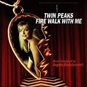 Twin Peaks: Fire Walk With Me (Soundtrack) Soundtrack Edition (1992) Audio CD