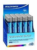 Multipower Integratore Alimentare Guarana' Fiale - 1 pacco da 20 x 0.25 ml