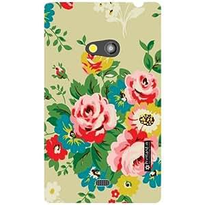 Nokia Lumia 625 Printed Mobile Back Cover
