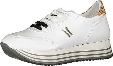 ALVIERO MARTINI Sneakers Alte 1C in Ecopelle Colore Bianco - ZP181201C0900