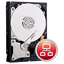 "Western Digital WD Red 2 TB NAS hard disk interno 3.5"", 5400 RPM Class, SATA 6 Gb/s, CMR, 64 MB Cache, WD20EFAX"